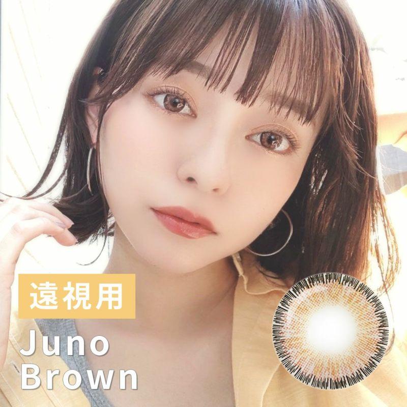ジュノ ブラウン 1枚バラ売り 遠視用